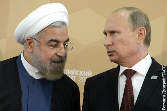 Ракетный удар по Сирии: Россия и Иран к жёстким переговорам с США готовы