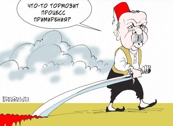 Турция начала разминирование границы с Арменией. Прольётся большая кровь?