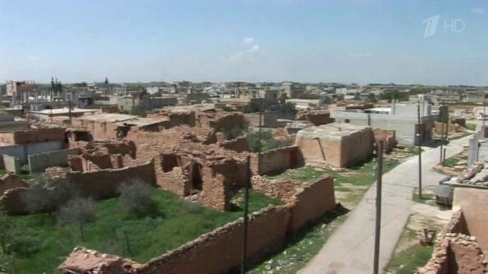 Жители сирийского села Шайрат рассказали о жутких последствиях ракетного удара США
