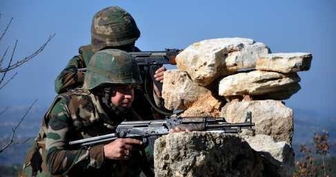 Сирия «Линия Асада»: Неприступная стена на пути американских наёмников в провинции Латакия