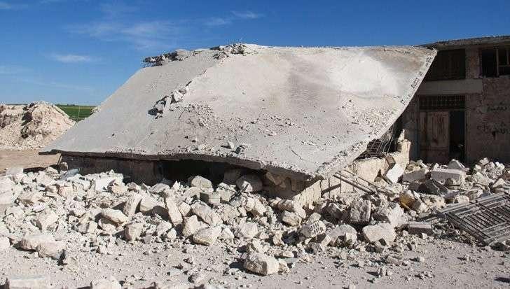 США: над Идлибом в день химатаки пролетел беспилотник России