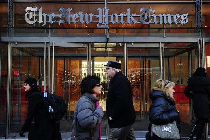 Пулитцеровскую премию за статьи о Владимире Путине получила New York Times