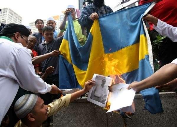 Швеция: Мигранты. Ходьба по граблям, как национальный вид спорта