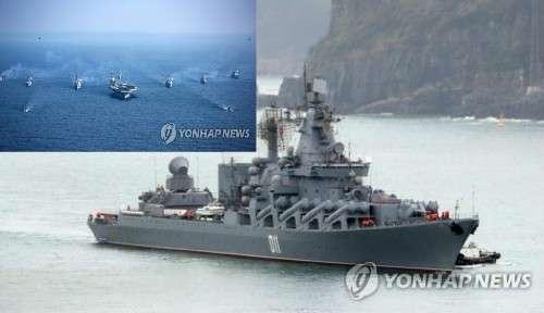 Русские решили проконтролировать ситуацию с Северной Кореей и прислали
