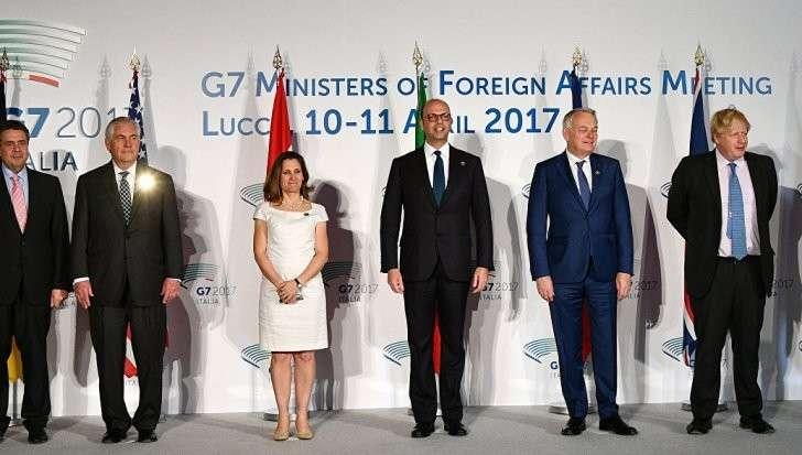 Глобалисты из G7 не смогли принять решение о санкциях против России