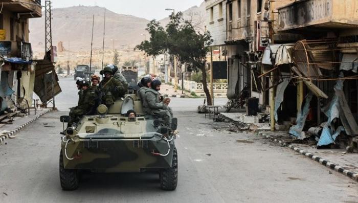 Сирия: в Песах погибли двое российских военнослужащих