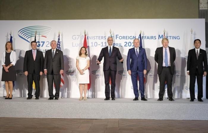 Страны G7 добиваться получения доступа к зашифрованной переписке в интернете