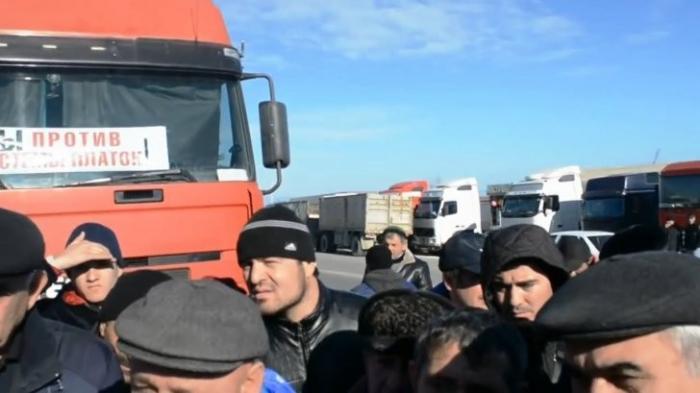 Транспортные компании возобновили грузоперевозки после акции протеста в Дагестане
