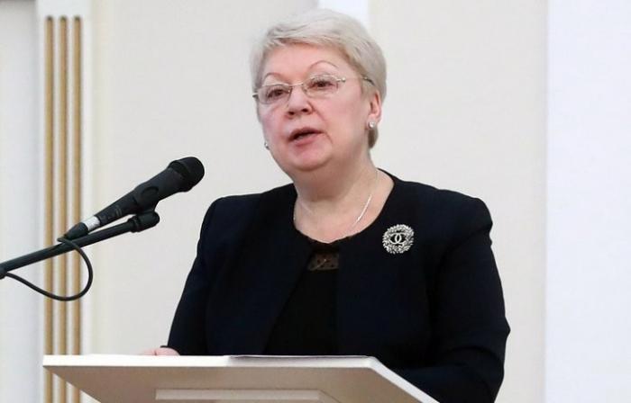 Глава Минобрнауки Ольга Васильева предлагает сократить число аспирантов на кафедре до трех