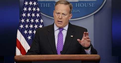 Шон Спайсер жестоко проболтался: «Наша цель – дестабилизировать Сирию»