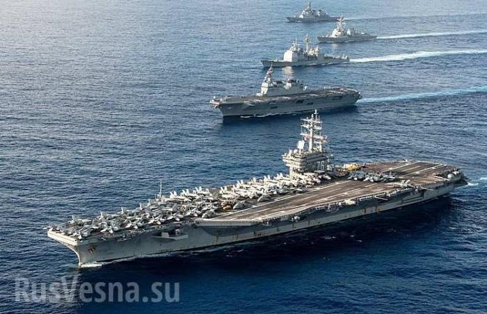 США предупредили Японию о ракетном ударе по Северной Корее