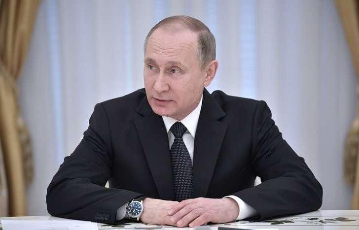 Путин: доказательств применения сирийскими войсками химического оружия не существует