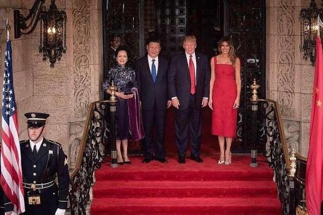 Визит Си Цзиньпина в Вашингтон