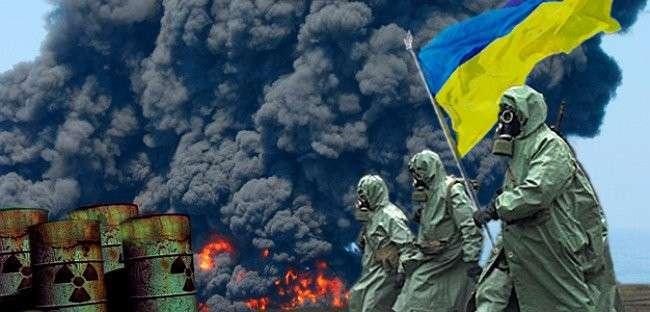 Украина: Киевская хунта снабжает наёмников глобалистов химическим оружием в Сирии