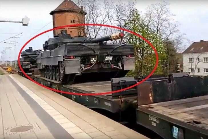 Немецкие танки удирают из Польши. Томагавки Трампа угодили в НАТО