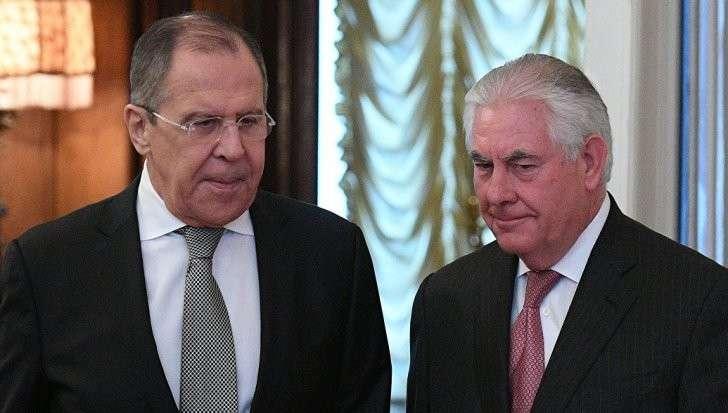 Итоги встречи Лаврова и Тиллерсона: кратко и ёмко
