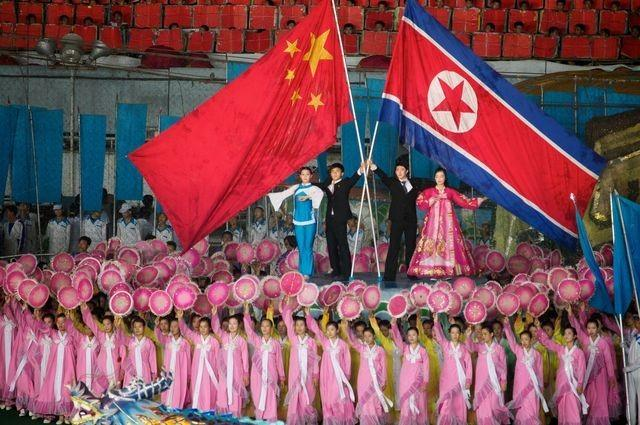 Северная Корея и бешеные псы США. Александр Роджерс