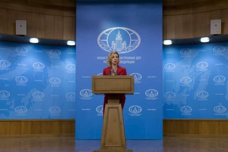 Брифинг официального представителя МИД России Марии Захаровой 12.04.2017