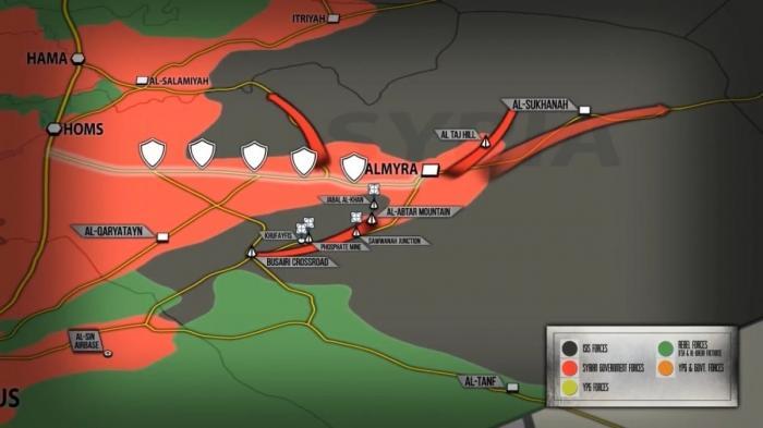 Сириия: армия наступает в Хаме. Госсекретарь США в Москве