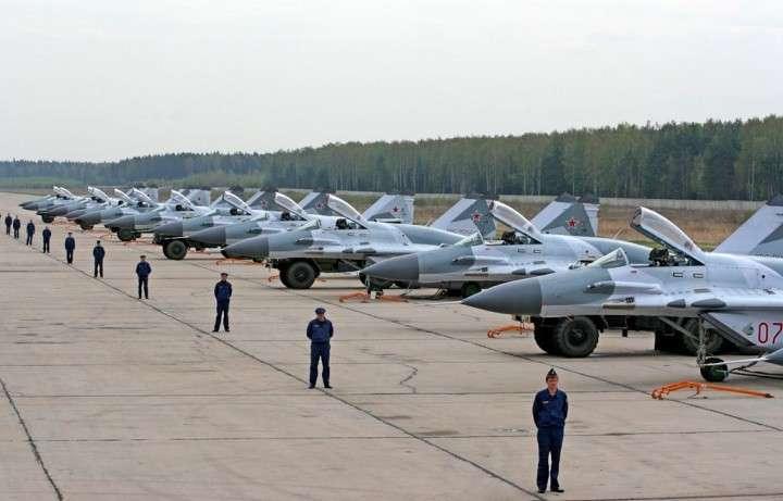 ЮВО на 50% оснащен новой авиатехникой