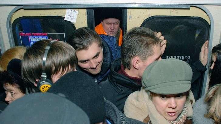 Евровидение без киевское метро. При мэре Кличко, легко