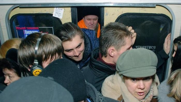 Евровидение без киевского метро. При мэре Кличко - легко!