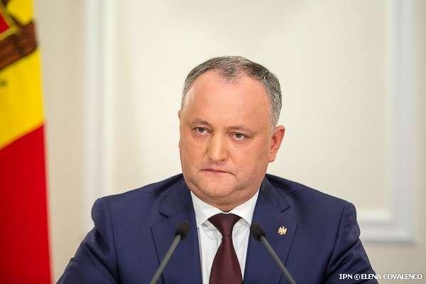 Игорь Додон реформирует Молдавию: Плахотнюк минус Гимпу