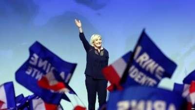 Выборы во Франции, Париж: подожгли штаб-квартиру Марин Ле Пен