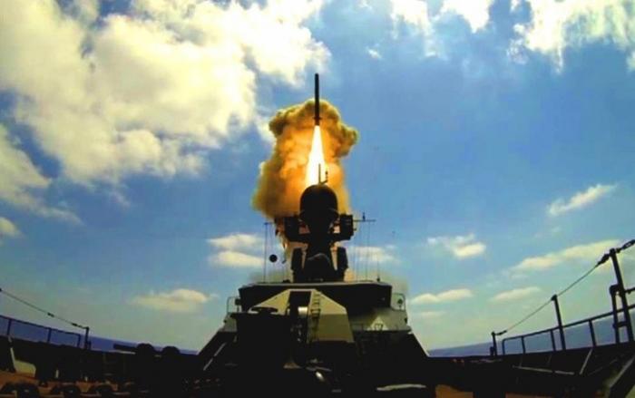 Ракеты «Калибр» России обломали американские «Гарпуны»