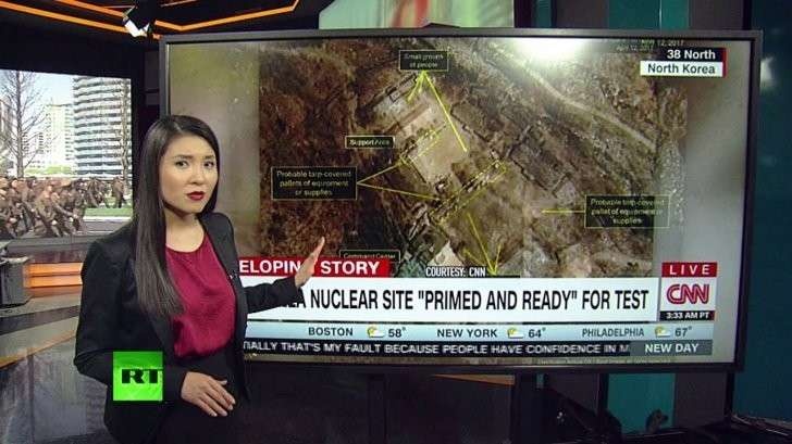 Глобалисткие СМИ превращают Северную Корею в монстра мирового масштаба