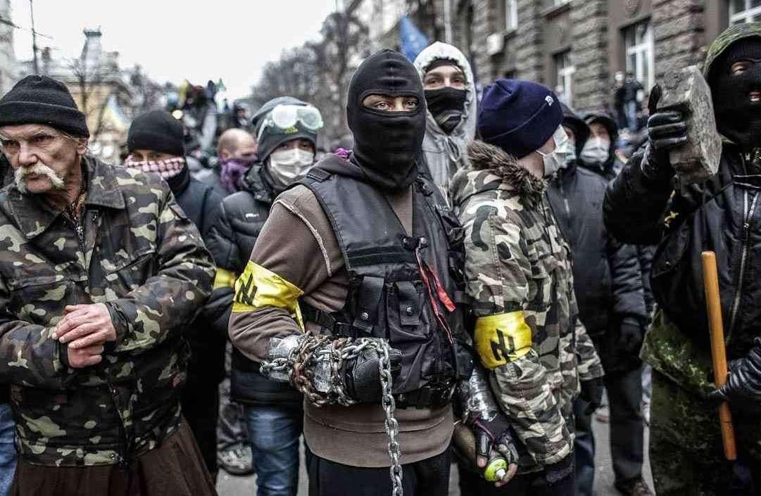 Самооборона майдана обложила данью жителей загородных посёлков