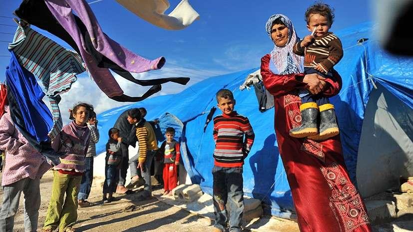 Почему для Дикого Запада дети в Идлибе важнее их ровесников в Мосуле