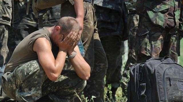 Украинские каратели запросили «белый коридор»