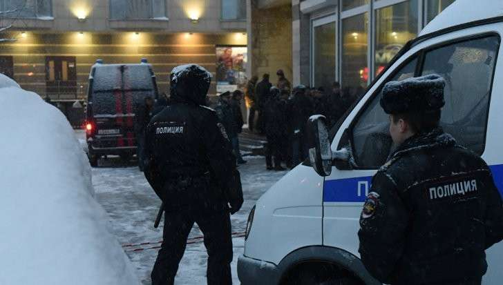 Петербург: пострадавший при взрыве студент-химик сам изготовил бомбу