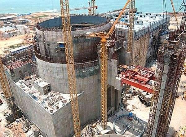 Китай пригласил Росатом строить АЭС в Харбине