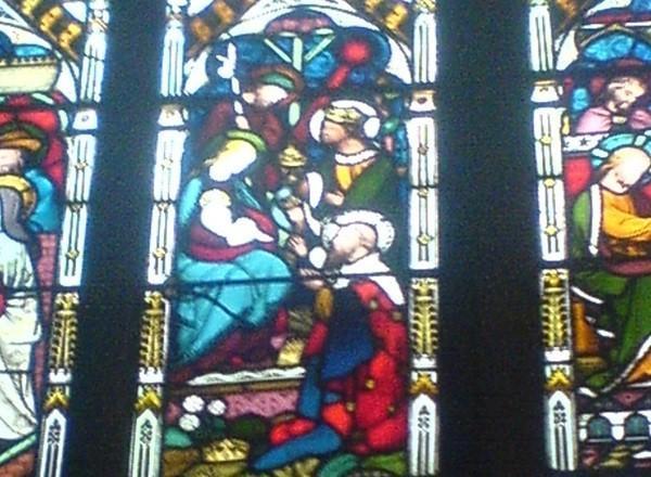 Рождество Христово: один из трех волхвов – женщина