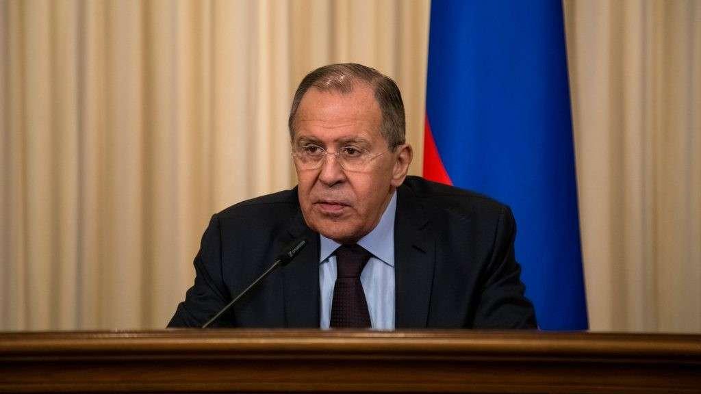 Сергей Сергей Лавров разоблачил беглого сирийского генерала, заявившего о наличии химоружия у Дамаска