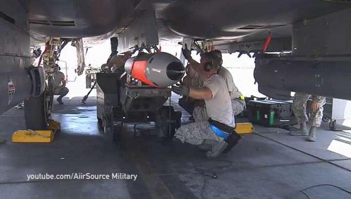 США провели испытания атомной бомбы B61-12
