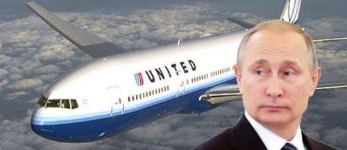 Россия запретила пролёт над РФ рейсу United Airlines. На борту обнаружен странный вирус