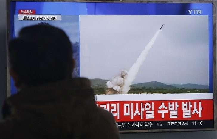 Северная Корея предприняла неудачную попытку запуска ракеты