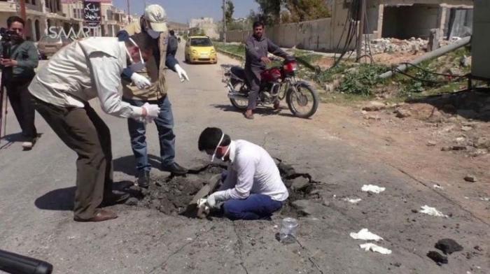 Химическая атака в Сирии:: профессор MIT доказал ничтожность доклада Белого дома