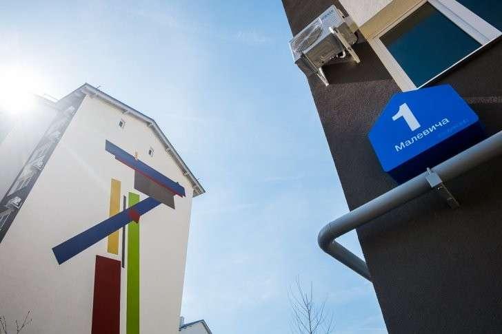 Под Воронежем возводится миниатюрный городок с пешеходными мостами