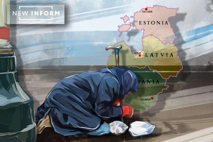 Экономику Латвии уничтожила не Россия – призналась Прибалтика, подтвердив свою несостоятельность