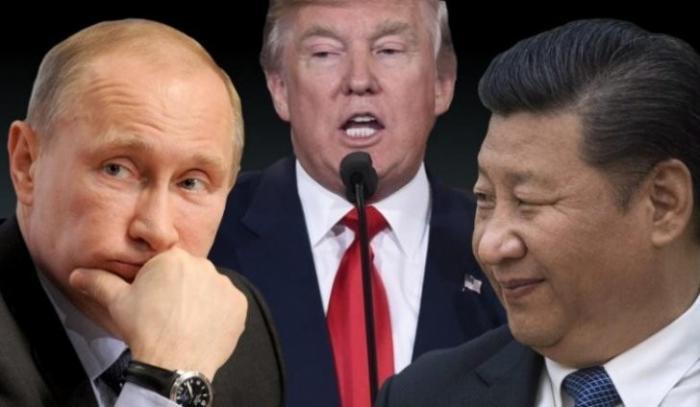 Трамп, Путин и Си Цзиньпин приступили к переделу мира? Скучать не приходится, живя в эпоху перемен.