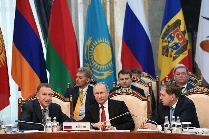 Саммит ЕАЭС в Бишкеке: о чем говорили семь президентов. Ростислав Ищенко