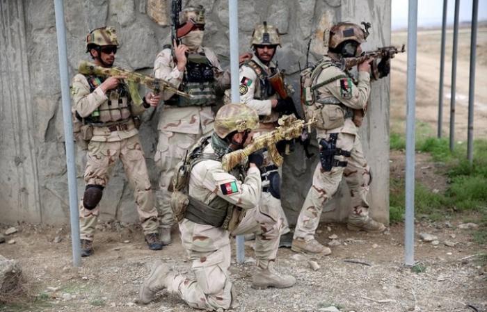 Афганистан просит Россию помочь в снабжении и обучении армии и полиции