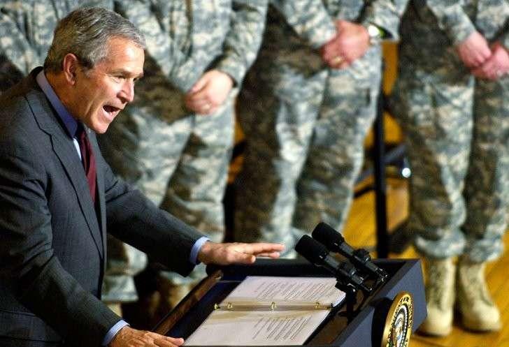 США: «маленькая победоносная война» как лучший способ повышения рейтинга президентов