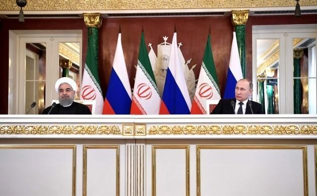 Торговые пути Ирана, Армении и Азербайджана объединяет Россия