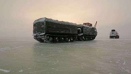 Арктика: как военная техника России покорила самый северный океан планеты