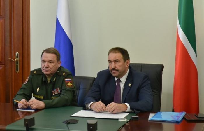 Татарстан: премьер-министром назначен Алексей Песошин